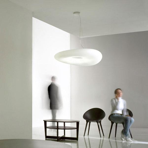 Linea Light Illuminazione.Linealight Mr Magoo Fluo Suspension 75