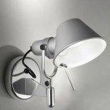 ARTEMIDE TOLOMEO FARETTO WITH SWITCH