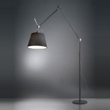 ARTEMIDE TOLOMEO MEGA TERRA NERA ON/OFF