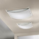 LINEALIGHT MILLE SOFFITTO 45X36 2 X E27