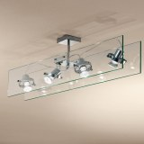LINEALIGHT ORBIS 4 SOFFITTO