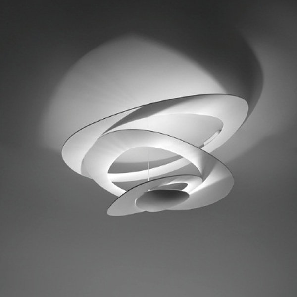 Soffitto A Led.Artemide Pirce Mini Soffitto Led