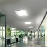 LINEALIGHT DUBLIGHT LED SOFFITTO 45X45