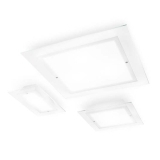 LINEALIGHT LUMINOSA PARETE/SOFFITTO 45X45