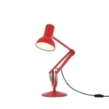 ANGLEPOISE TYPE 75 MINI DESK LAMP SIGNAL RED