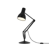 ANGLEPOISE TYPE 75 DESK LAMP JET BLACK