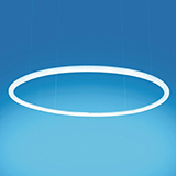 ARTEMIDE ALPHABET OF LIGHT CIRCULAR 90