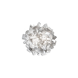SLAMP CLIZIA FUME WALL/CEILING MEDIUM 53