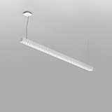 ARTEMIDE CALIPSO LINEAR 120 SUSPENSION STAND-ALONE