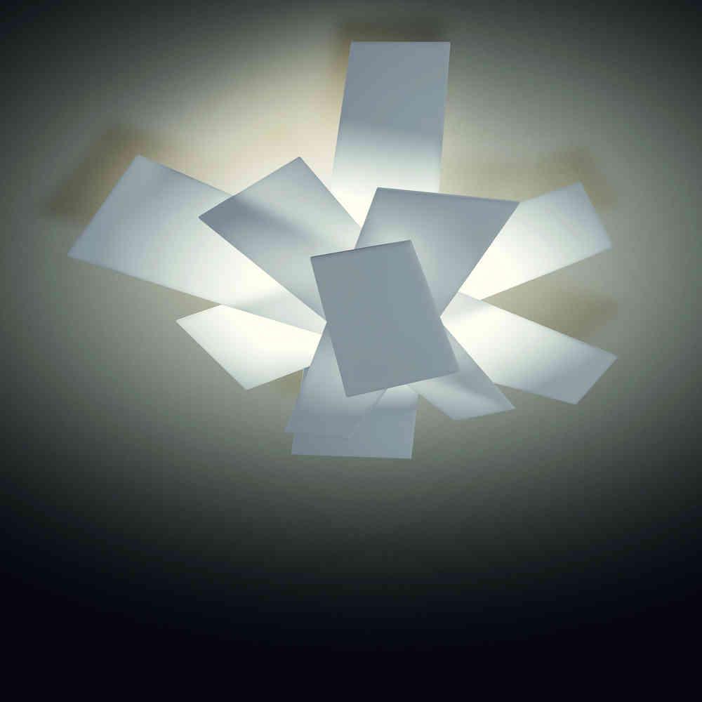 Lampada Big Bang Foscarini.Foscarini Big Bang Parete Soffitto